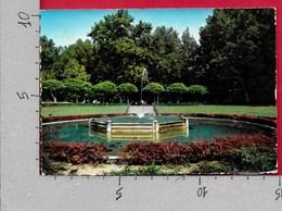 CARTOLINA VG ITALIA - TORTONA (AL) - Giardini E Fontana - 10 X 15 - ANN. 1969 PASSALACQUA - Alessandria