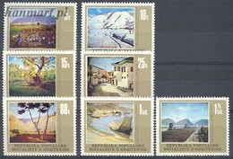 Albania 1977 Mi 1936-1942 MNH ( ZE2 ALB1936-1942 ) - Albanie