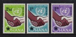 Ghana 1958, Complete Set, MNH - Ghana (1957-...)