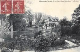 """MORSANG-sur-ORGE  (91-Essonne)  Parc Beauséjour """" Ursina """" - Morsang Sur Orge"""