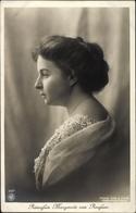 Cp Princesse Margarethe Von Preußen, Ehefrau Von Friedrich Karl Von Hessen, Portrait, NPG 4321 - Royal Families