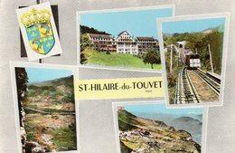 SAINT HILAIRE DU TOUVET - Multivues - Saint-Hilaire-du-Touvet
