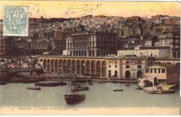 Alger Le Port Et Le Casino - Algiers
