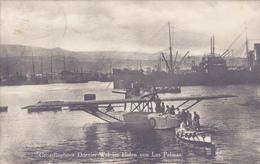 674/ Fotokaart Grossflugboot Dornier-Wal Im Hafen Von Las Palmas, 1927? - Gran Canaria