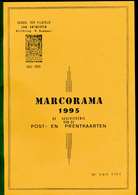 933/25 - LIVRE MARCORAMA 1995 , Geschiedenis Post- En Prentkaarten ,  Par Van Riet , 169 P. , 1995 , Etat NEUF - Philatelie Und Postgeschichte