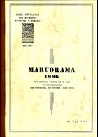 934/25 - LIVRE MARCORAMA 1996 , Openbaar Vervoer En De Post , Visitekaartjes , ... ,  Par Van Riet , 145 P. , Etat NEUF - Filatelie En Postgeschiedenis
