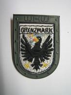 Winterhilfswerk (WHW) Grenzlandwappen: Grenzmark, Tieste 042.1 - 1939-45