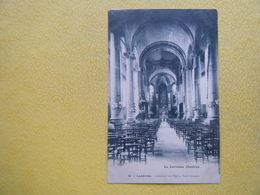 LUNEVILLE. L'Eglise Saint Jacques. - Luneville