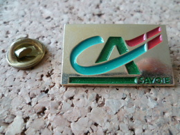 PIN'S    CREDIT AGRICOLE  SAVOIE - Banques