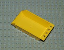 Lego Vehicule Benne Basculante Jaune 4 X 6 Ref 4080 - Lego Technic