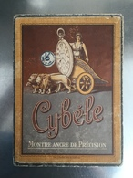 Cybéle Boîte Ancienne Vintage Pour Montre Ancre De Précision, Gousset, Horlogerie - Orologi Da Polso