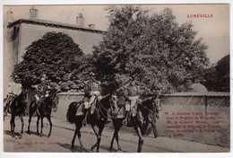 Militaria : Dragons : Lunéville : Général Varin Commandant  La Brigade De Dragons - Militaria