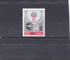 Mongolie Neuf **  1984  N° 1300    50e Anniversaire De La Radio En Mongolie - Mongolia