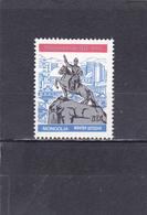 Mongolie Neuf **  1984  N° 1301    60e Anniversaire D'Oulan-Bator Capitale De Mongolie - Mongolia