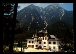B8732 DOBBIACO - HOTEL BAUR TOBLACHER SEE - Italia