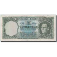 Billet, Turquie, 100 Lira, L.1930, 1964.10.01, KM:177a, TTB - Turquie
