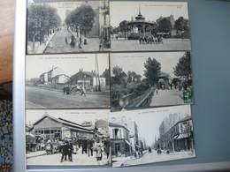 Lot 30 CPA Cartes Postales Anciennes: Maisons-alfort, Alfortville, Charentonneau  Valeur Vérifiée Chacune De 10 à 15 € - France