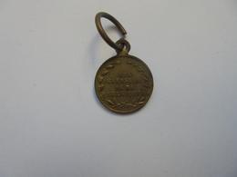 REVOLUTION BELGE AUX DEFENSEURS DE LA BELGIQUE 1830 (Médaillette) - Royal / Of Nobility