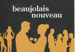 18/11/367 -  BEAUJOLAIS   NOUVEAU   -  C. P. M. - Advertising