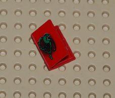 Lego Livre Ustensiles 2 X 3 Avec Motif De Champignons Et Vigne Ref 33009px2 - Lego Technic