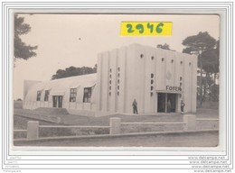 9610  POSTCARD AK PHOTO 2946 CAMP PIERRE GOSSELIN 1° REGIMENT DE TIRAILLEURS ALGERIENS FOYER - Algeria