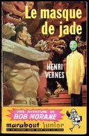 """ Le Masque De Jade, BOB MORANE "", Par Henri VERNES -  E.O. MJ N° 90 - Récit. - Books, Magazines, Comics"