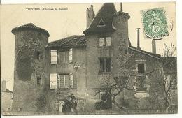 24 - THIVIERS / CHATEAU DE BANCEIL - Thiviers