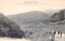 Bagnères De Bigorre (65) - Route De Payole Et Arbizon - Bagneres De Bigorre