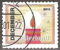 Pays Bas - 2011 - Bougie - YT 2857 Oblitéré - Period 1980-... (Beatrix)