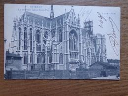 Oostende-Ostende / La Nouvelle Eglise Saint Pierre / 1905 - Oostende