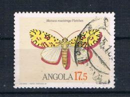 Angola 1984 Schmetterlinge Mi.Nr. 696 Gestempelt - Angola