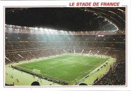 Stade De Football - Stade De France - 93 ( Saint-Denis ) - Match D'inauguration Le 28 Janvier 1998 - Cpm - Pas écrite - - Football