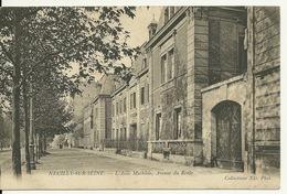 92 - NEUILLY SUR SEINE / L'ASILE MATHILDE - AVENUE DU ROULE - Neuilly Sur Seine