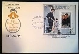 GAMBIA PRINCIPE ANDREW - Gambia (1965-...)
