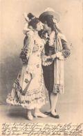 Verliebtes Paar 1904 AKS - Paare