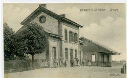 51 - LE MESNIL SUR OGER - LA GARE - Other Municipalities
