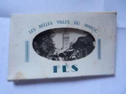 CARNET DE 10 VUES  LES BELLES VILLES DU MAROC RABAT - Rabat