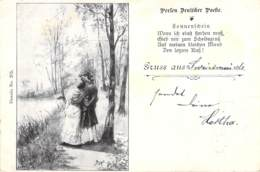 Gruß Aus Swinemünde 1900 AKS - Gruss Aus.../ Grüsse Aus...