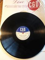 CGD  -  1958.  Serie  PV  Nr. 2125. Johnny Dorelli - Quartetto Radar - 78 T - Disques Pour Gramophone