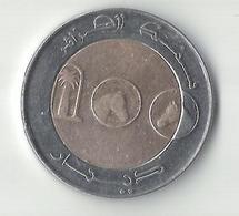 Algeria,100 Dinar 2017 - Algérie