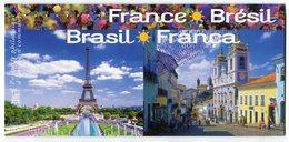 RC 10518 EMISSIONS COMMUNES 2008 FRANCE - BRESIL NEUF **  TB - Gemeinschaftsausgaben