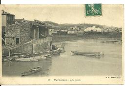 69 - VERNAISON / LES QUAIS - France