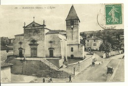 69 - MARDORE / L'EGLISE - France