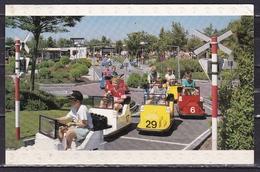 """1993 LEGOLAND Billund Verkeersschool Met Stempel """"vertraagd Door Vermelding Etc"""" Naar (gesloten) Douanekantoor Dordrecht - Postkaarten"""