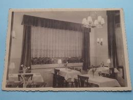 Hôtel - Pension Du CINQUANTENAIRE Rue Juste-Lipse 21 BRUXELLES ( Mme Vanneste / Snoeck ) Anno 19?? ( Voir Photo Svp ) ! - Cafés, Hôtels, Restaurants