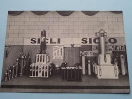 Stand SICLI-Foire Int. De BRUXELLES Av. R. Neybergh ( SICLI / SICLO ) Anno 1944 ( Voir Photo Svp ) ! - Petits Métiers