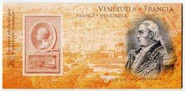 RC 10523 EMISSIONS COMMUNES 2009 FRANCE - VENEZUELA NEUF **  TB - Gemeinschaftsausgaben