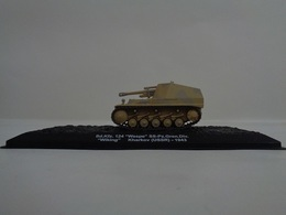 """Véhicule SD.KFZ.124 """" WESPE """" 1943  Allemagne - 1/72- Neuf - Altaya - Voitures, Camions, Bus"""