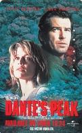 JAPAN - Dante's Peak ,Pierce Brosnan/Linda Hamilton,Cinema (110-016) , Used - Cine