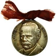 France, Médaille, Jean Lebas, Honneur Aux Anciens, Fraisse-Demey, TTB+ - Francia